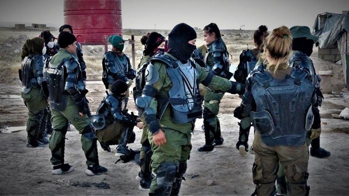 Hol Kampı'nda IŞİD'e dev operasyon: 6 bin güvenlik gücü katıldı!