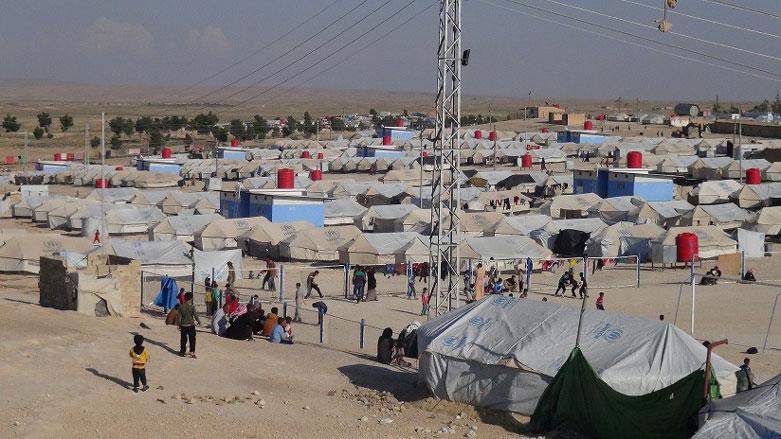 Hol Kampı'nda yangın: 3 ölü, 35 yaralı!