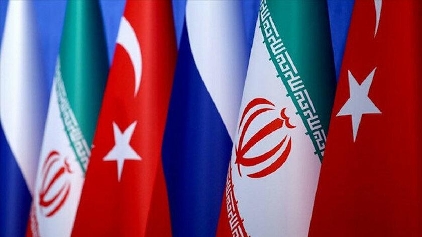 Rusya, Türkiye ve İran'dan İsrail'e kınama!