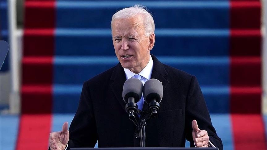 Joe Biden'den 'hazırız' açıklaması