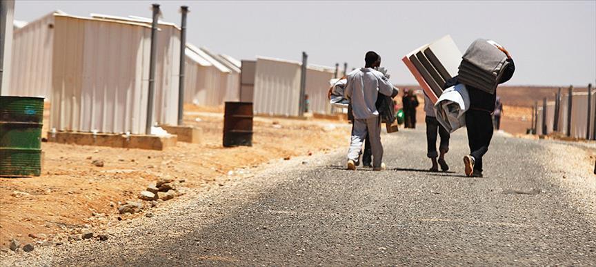 Irak'taki göçmenler Kürdistan Bölgesi'ne sığınıyor!