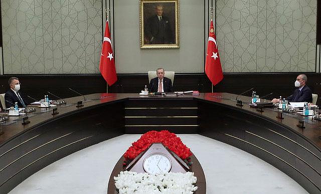 Türkiye kabinesinde değişiklik: O bakanlar değişti!