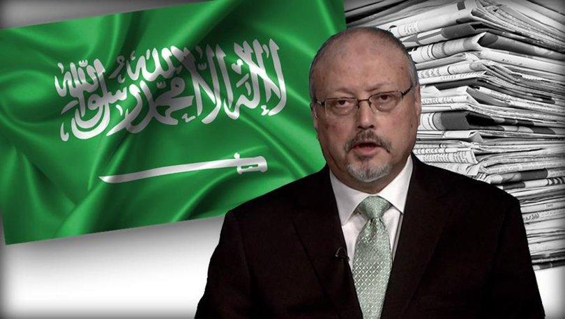 Kaşıkçı raporuna Suudilerden tepki
