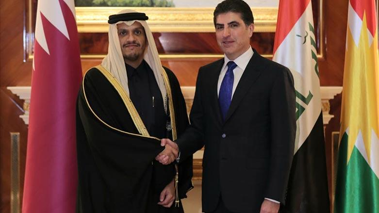 Katar Dışişleri Bakanı bugün Erbil'i ziyaret edecek!