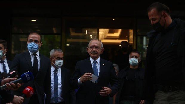 Merkez Bankası'na giden Kılıçdaroğlu, Erdoğan'a seslendi!