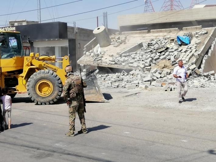 Kerkük Valisi Kürtlere karşı 'yıkım projesini' devreye soktu!