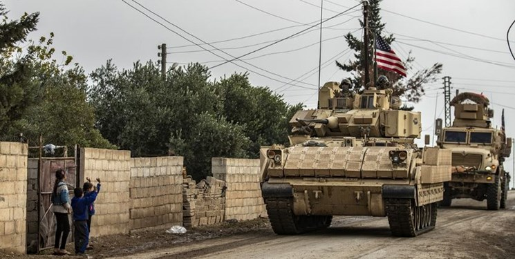 Koalisyon'a ait iki ayrı konvoy Rojava'ya geçti!
