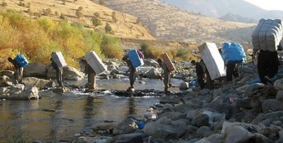 Rojhılat'ta 2 kolber hayatını kaybetti!