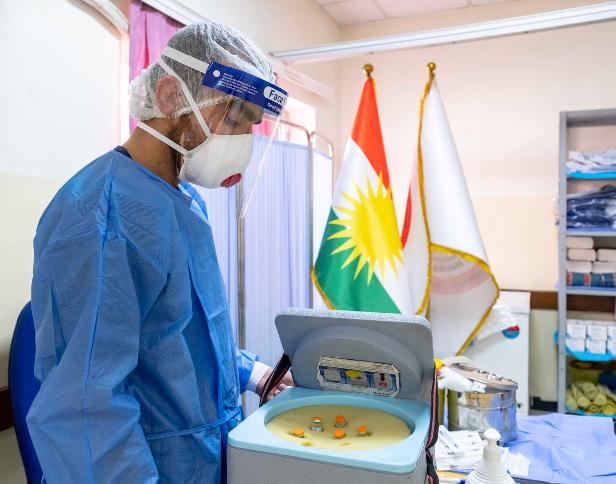Koronavirüs |Kürdistan Bölgesi'nde son durum!