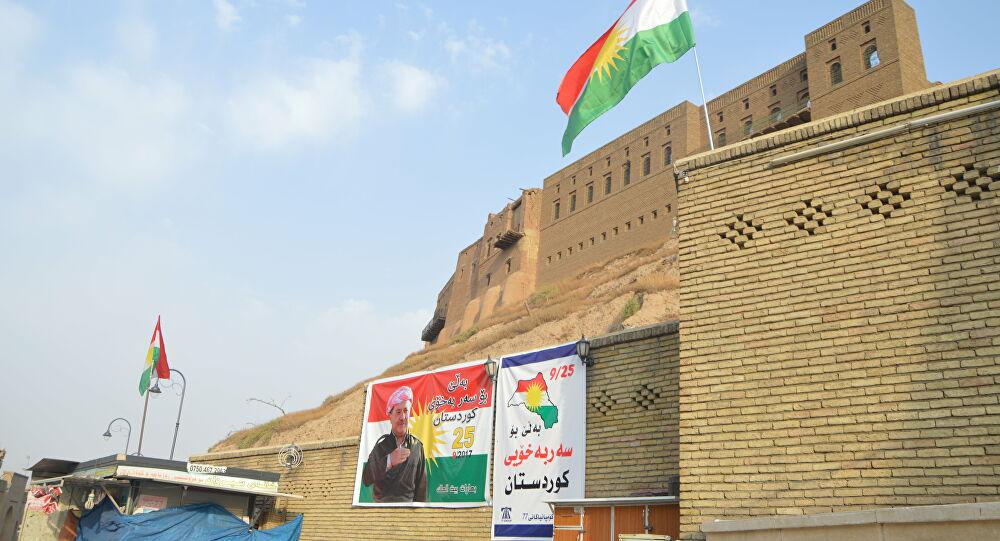 Başkent Erbil'de bu gece girişler durdurulacak!