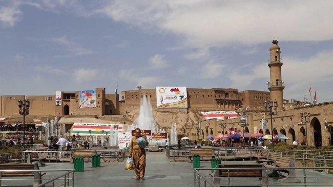Başkent Erbil için korkutan açıklama!
