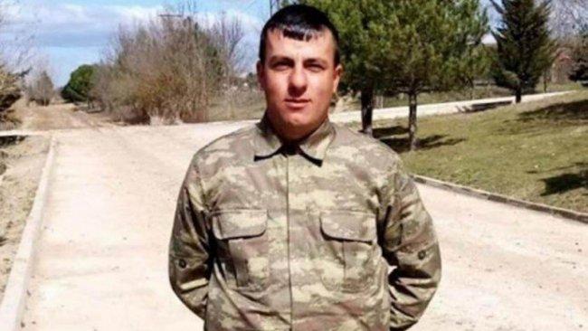 Şüpheli bir şekilde ölen Kürt askerin dosyası kapatıldı!