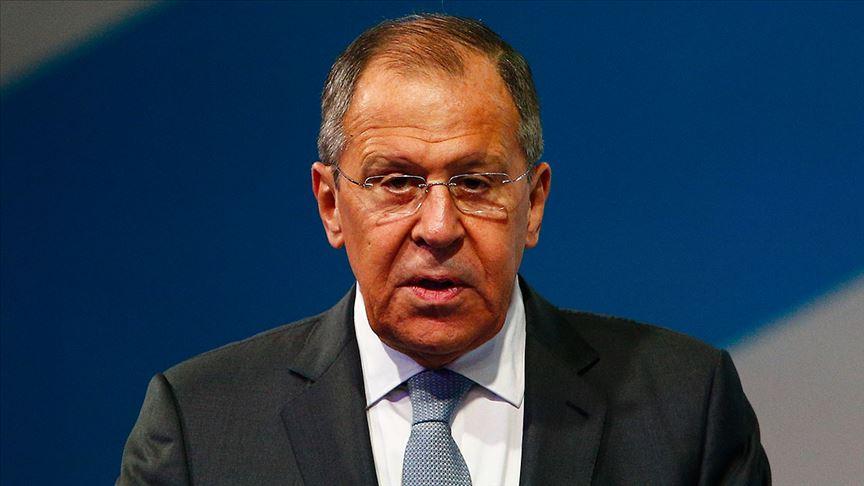 Lavrov: Savaş girişimleri Ukrayna'yı yerle bir edebilir!