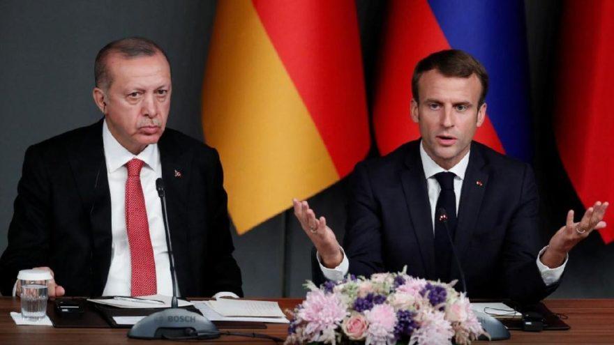 Macron'dan Türkiye'ye sert tepki: Seçimlere müdahale planı var!
