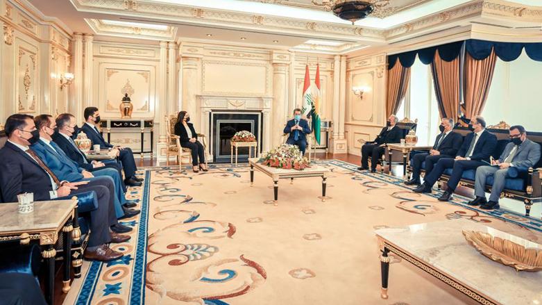 Başbakan Barzani'den gençliğin öncü rolüne övgü: Devam etmeli