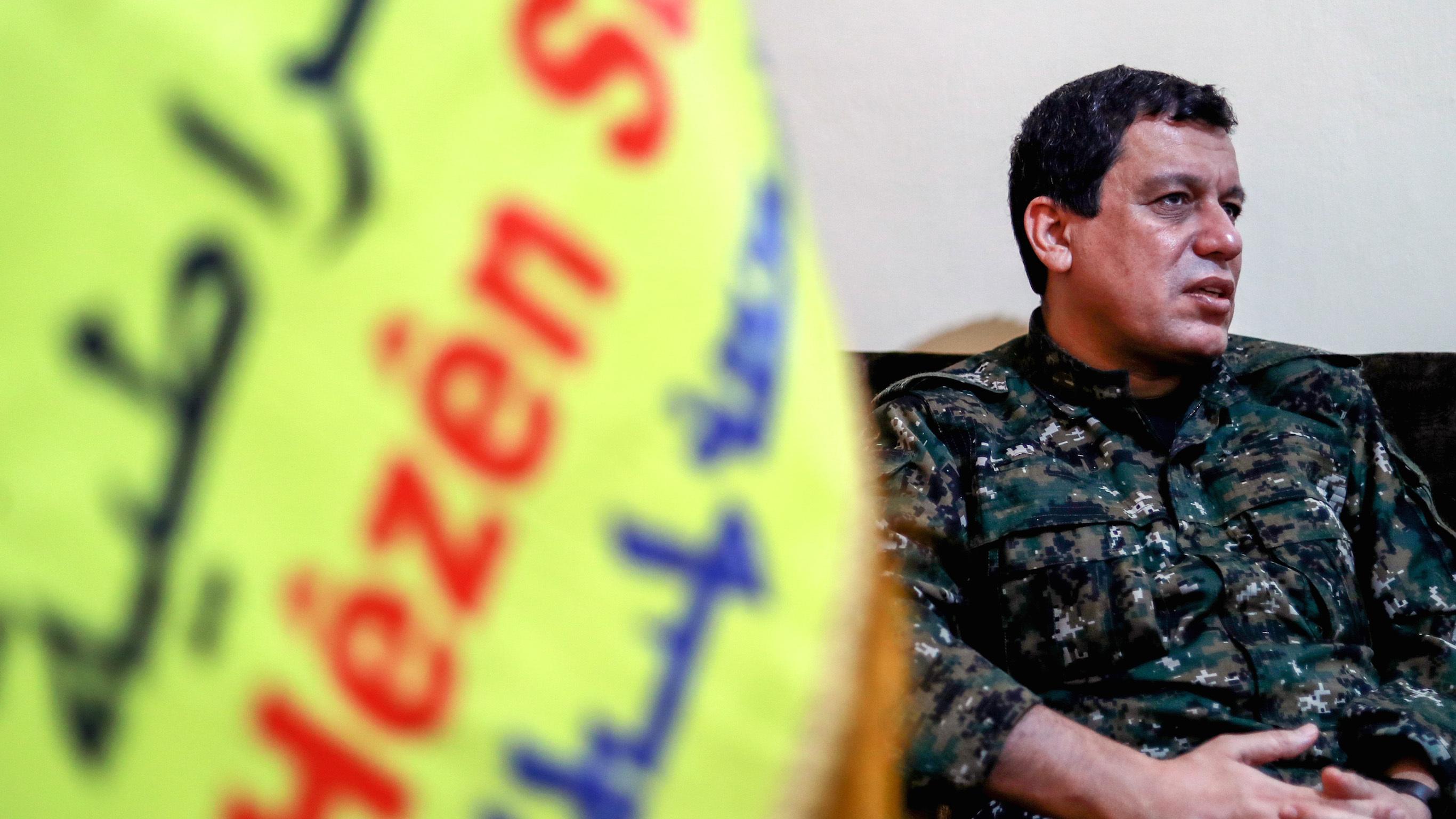 Mazlum Abdi: Biden, Kürtlerin statüsü için rol üstlenebilir!