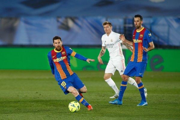 El Clasico'nun galibi Madrid: Messi'den şaşırtan istatistik