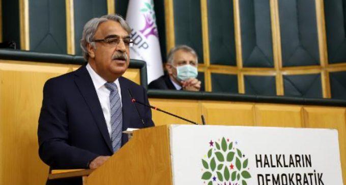 Sancar: HDP'nin kendini feshi, seçenekler arasında!