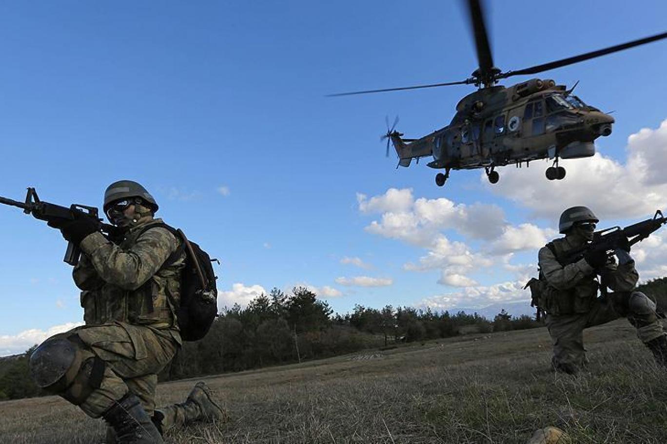 Zeytin Dalı operasyonunda 2 asker hayatını kaybetti!