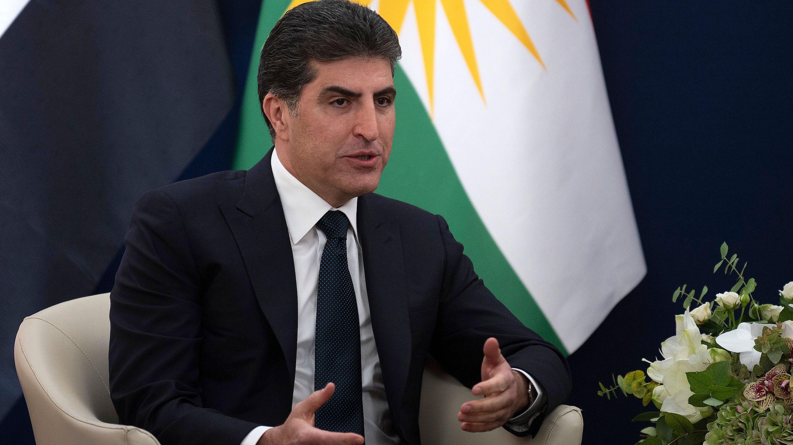 Neçirvan Barzani'den Kazimi'nin çağrısına destek mesajı