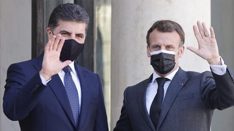 Fransız Temsilci: Fransa da iyi biliyor ki Kürdistan Bölgesi olmadan…