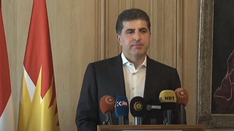 Neçirvan Barzani: Macron, müzakereler konusunda desteğini bildirdi!