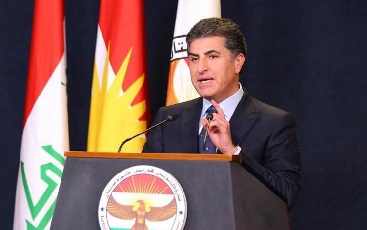 Neçirvan Barzani'den Kürdistan'daki tüm bileşenlere 'birlik' çağrı!