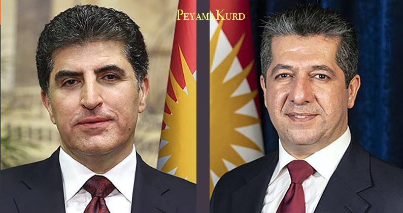 Kürdistan Bölgesi Başkanı ve Başbakan'dan Bağdat'taki saldırıya ilişkin açıklama!