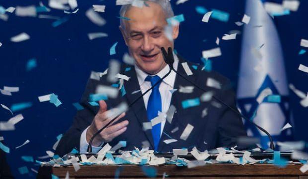Netanyahu'dan seçim açıklaması: Sağın büyük zaferi!