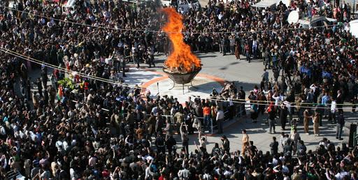 Rojhılat   Newroz'a katılan onlarca kişi gözaltına alındı!