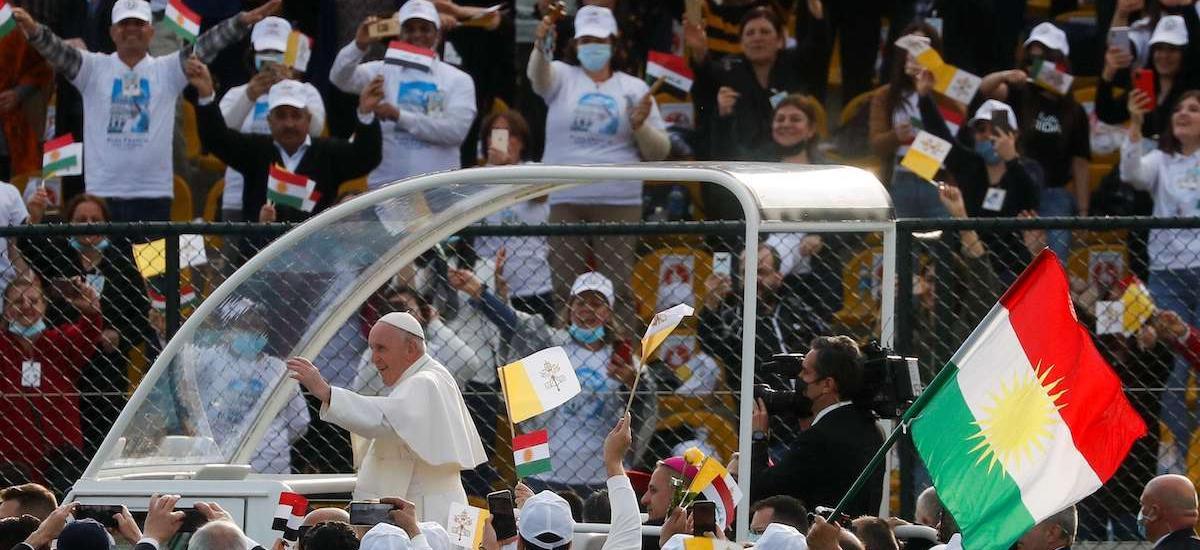 Abdullah Demirbaş: Papa'nın ziyaretiyle Kürtler için yeni bir süreç başlıyor