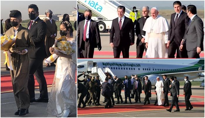 Başbakan: Papa'nın ziyareti tarihi bir olaydır!
