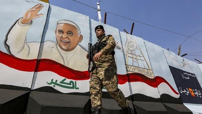 """""""İran karşıtı Şiiler Papa'nın ziyareti için mutlular!"""""""