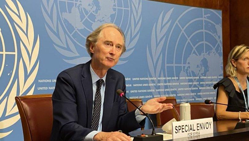 Suriye Anayasa Komitesi görüşmeleri yarın başlıyor: Pedersen'den çağrı