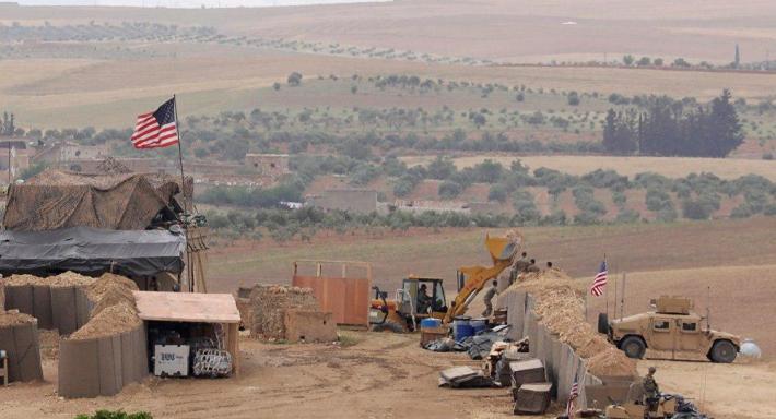 ABD, Rojava'daki askeri üssünü genişletiyor!