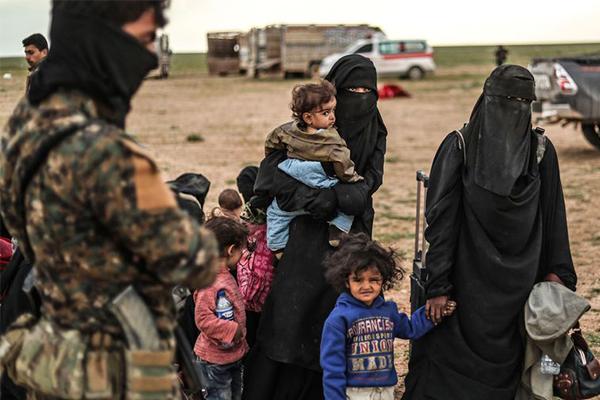 DSG ile Arap aşiretleri görüştü: IŞİD'li aileler serbest bırakıldı!