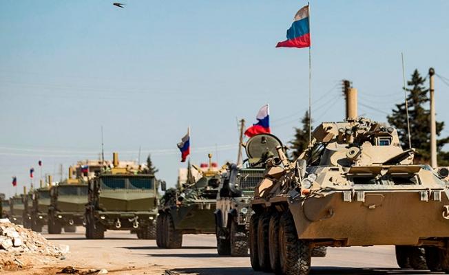 Rusya, sınıra 40 binden fazla asker yığdı!