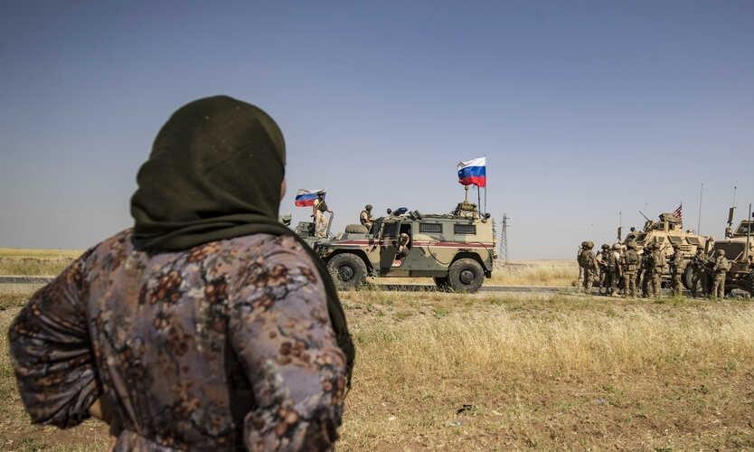 Rusya, Haseke'de yerel unsurlardan oluşan askeri birlik kuruyor!