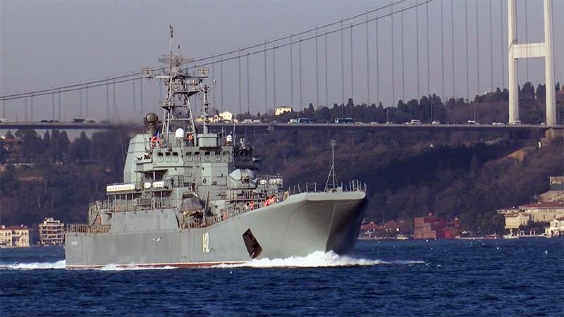 Rusya'dan Türkiye açıklaması: ABD savaş gemilerinin geçişi hakkında…