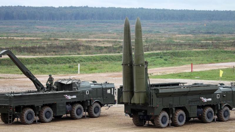 Ruslar, İskender füzelerini Ukrayna sınırına sevk etti!