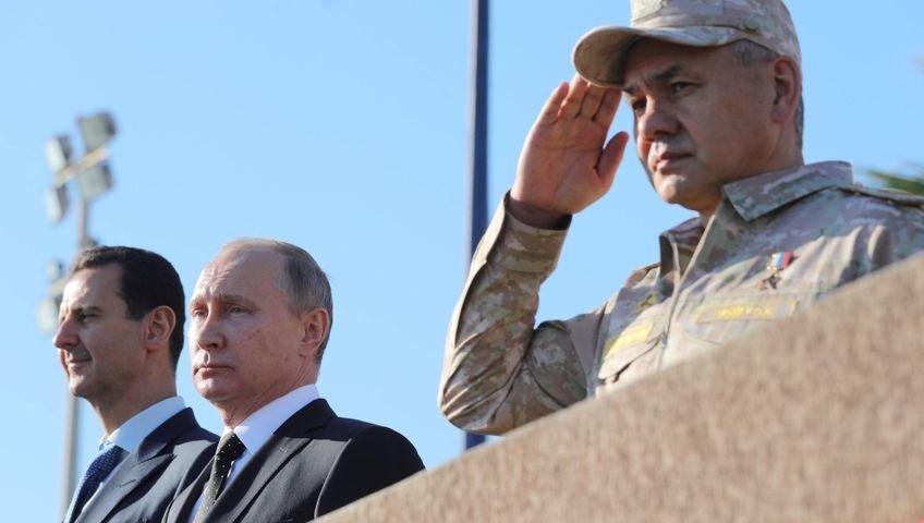 Rusya'dan İsrail'e tehdit: Suriye hükümetinin de sabrı taşabilir!
