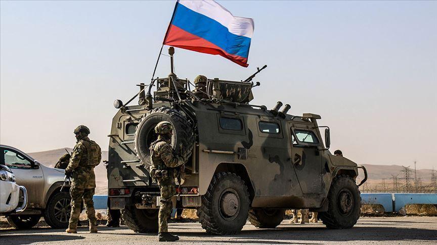 Rusya Ayn İsa'daki askeri üssünü boşaltmaya başladı!