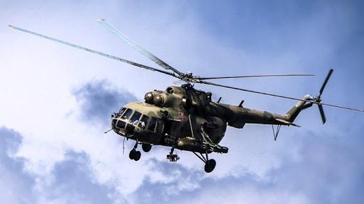 Rusya: Haseke'de, devriye görevindeki helikopter zorunlu iniş yaptı!