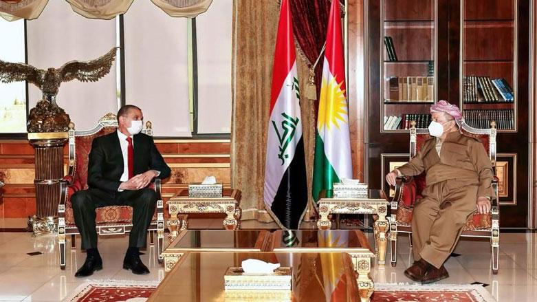 Başkan Barzani ve Irak İçişleri Bakanı 'Şengal Anlaşması' konusunda hemfikir