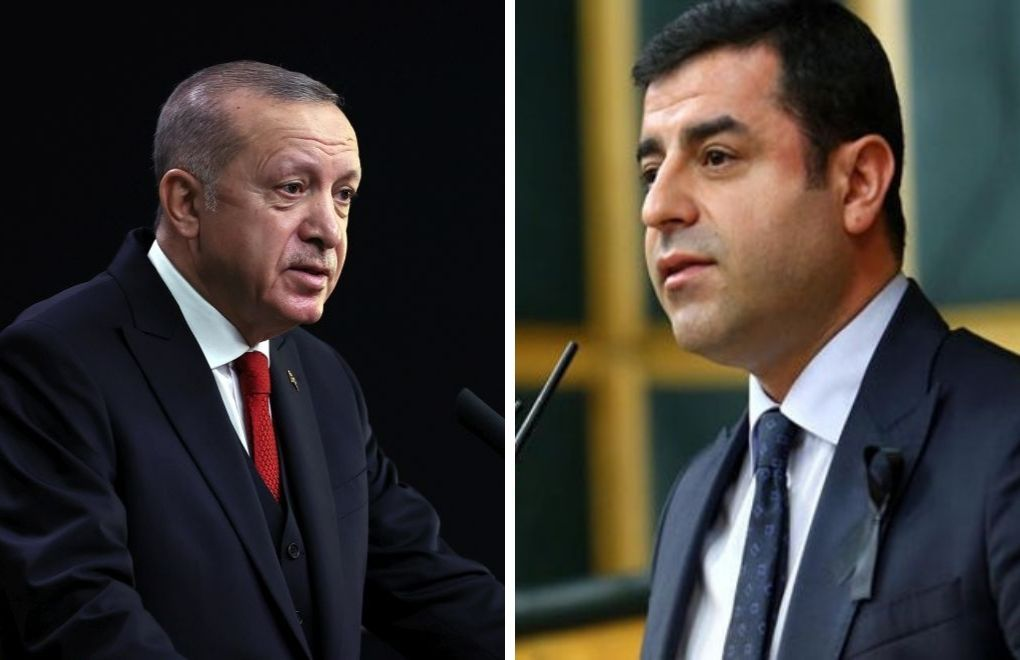 Demirtaş'ın avukatından Erdoğan açıklaması: Yargılanabilir!
