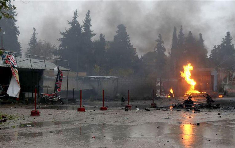 Sere Kaniye'de cephanelik olarak kullanılan evde patlama: 7 ölü!