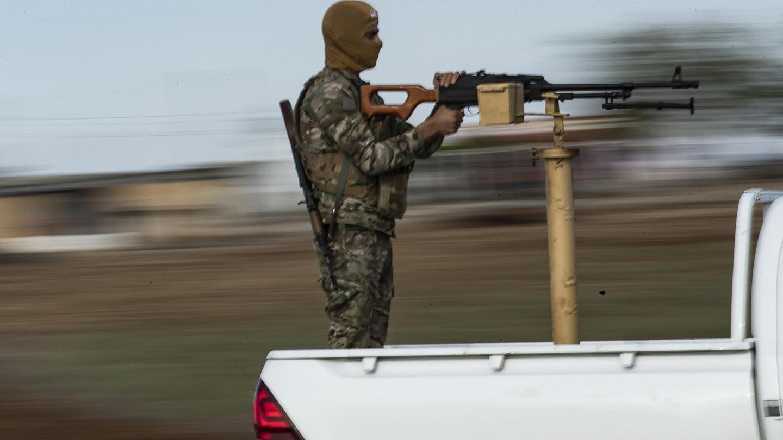 YPG ve SMO arasında çatışma!