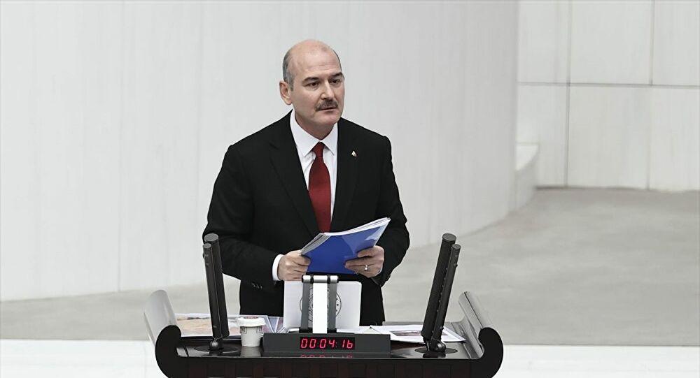 Soylu: Bir HDP'li vekil Gare'ye gitti!