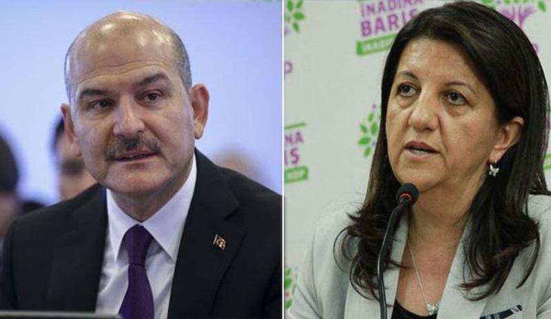 Soylu'nun, Buldan mesajına HDP'den yanıt