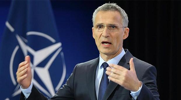NATO'dan açıklama: On binlerce askerleri hâlâ o civarlarda!